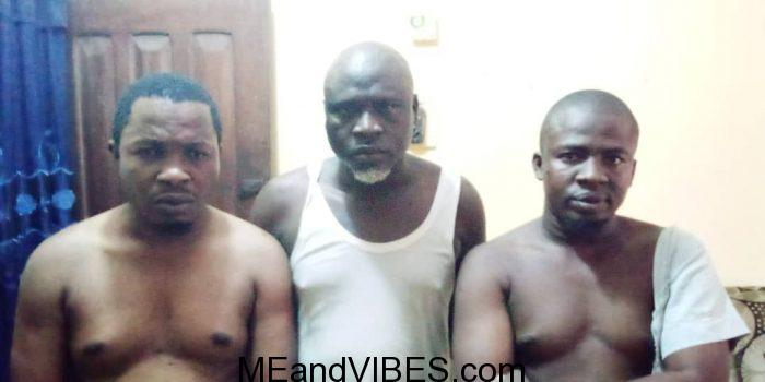 3 Islamic Clerics Arrested For Sleeping With Their Female Clients (Photo)