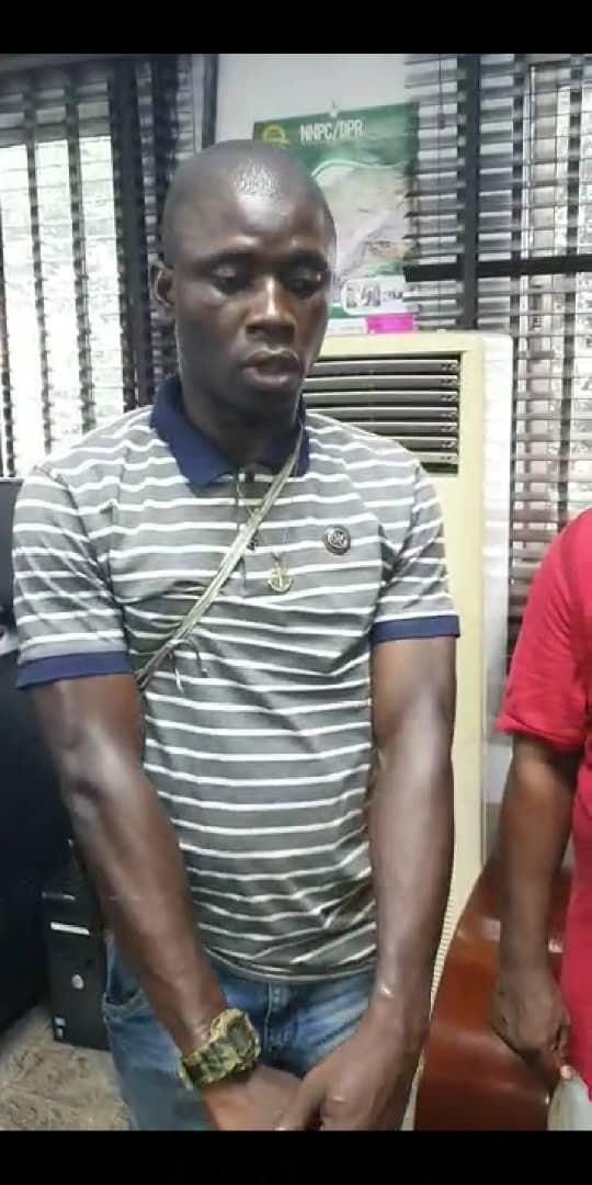 Arrested Port Harcourt Serial Killer gives full confession (Video)