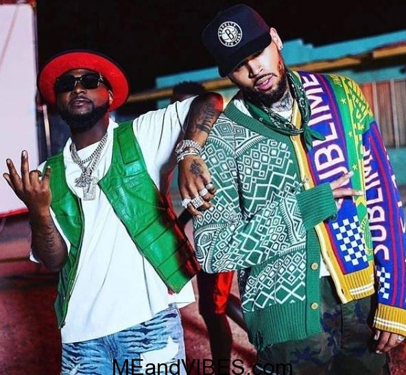 "#Assurance2020: Chris Brown Wants To Be Davido's Bestman, ""Chris Brown says he wants to be on my groomsmen train"" – Davido"