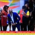 BBNaija: 2face Idibia, Larry Gaga pay housemates surprise visit (Video + Photos)