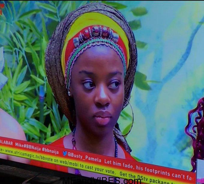 #BBNaija : #Diane Have Been Evicted From Big Brother Naija House,#Frodd Evicted Her