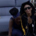 BBNaija: Mercy Issued Two Strikes For Fighting Tacha