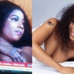 #BBNaija: Tacha Calls Mercy Ambassador of Black Knuckles and Bleaching