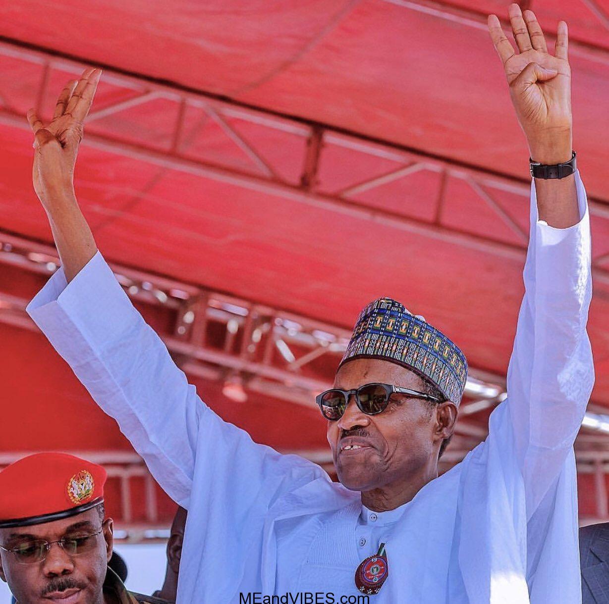 Buhari Wins Tribunal 2019; Buhari victory affirmed, Tribunal dismisses Atiku, PDP petition