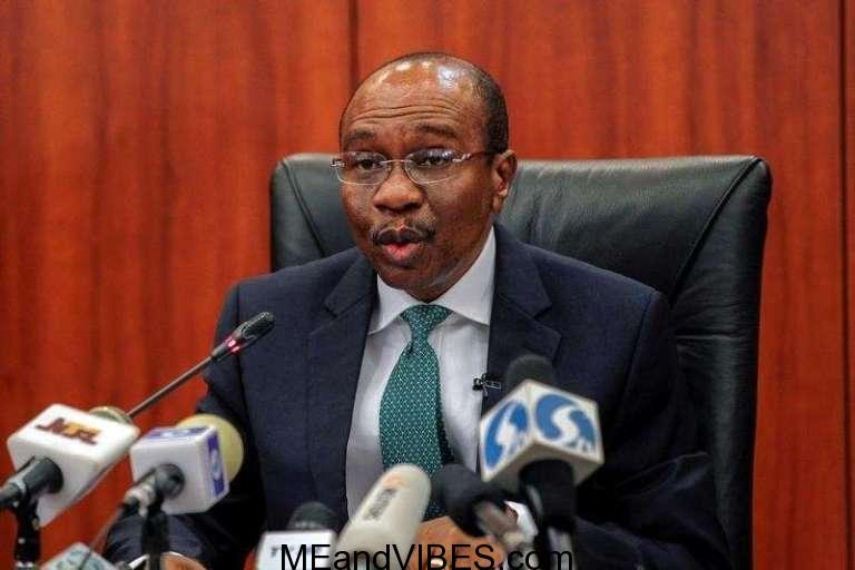 CBN Imposes Additional Charges On Deposits And Withdrawal Transactions Of N500,000 and above On Individual Bank Accounts