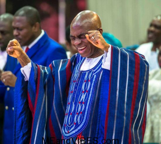Happy 65th Birthday To Bishop David Oyedepo
