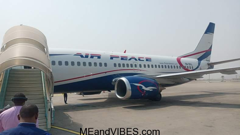 Nigerians' evacuation delayed as South Africa denies Air Peace landing permit