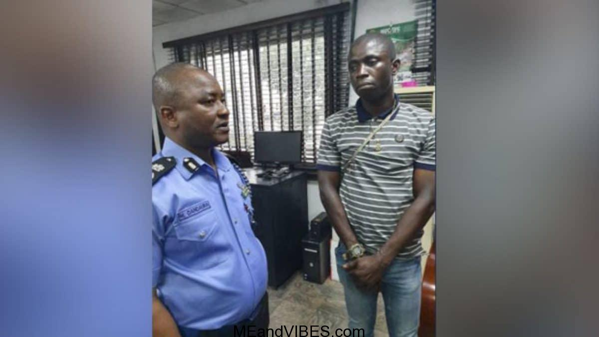 Police finally arrests Wanted Port Harcourt hotel killings serial killer, reveals his identity