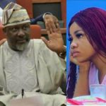 Senator Dino Melaye Gifts Tacha 30 Million Naira
