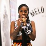 Tiwa Savage walked the Runway for Naomi Campbell's 'Fashion For Relief' Event in London