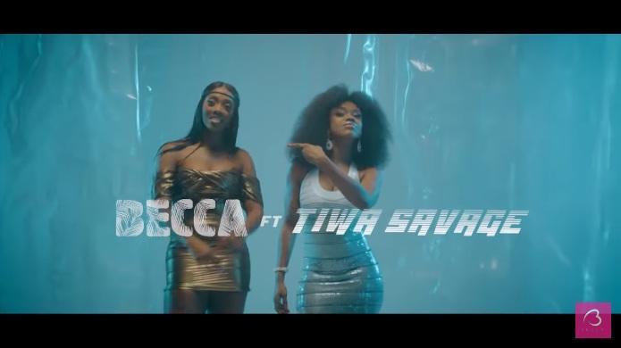 VIDEO: Becca ft. Tiwa Savage – Yes I Do Mp4 Download
