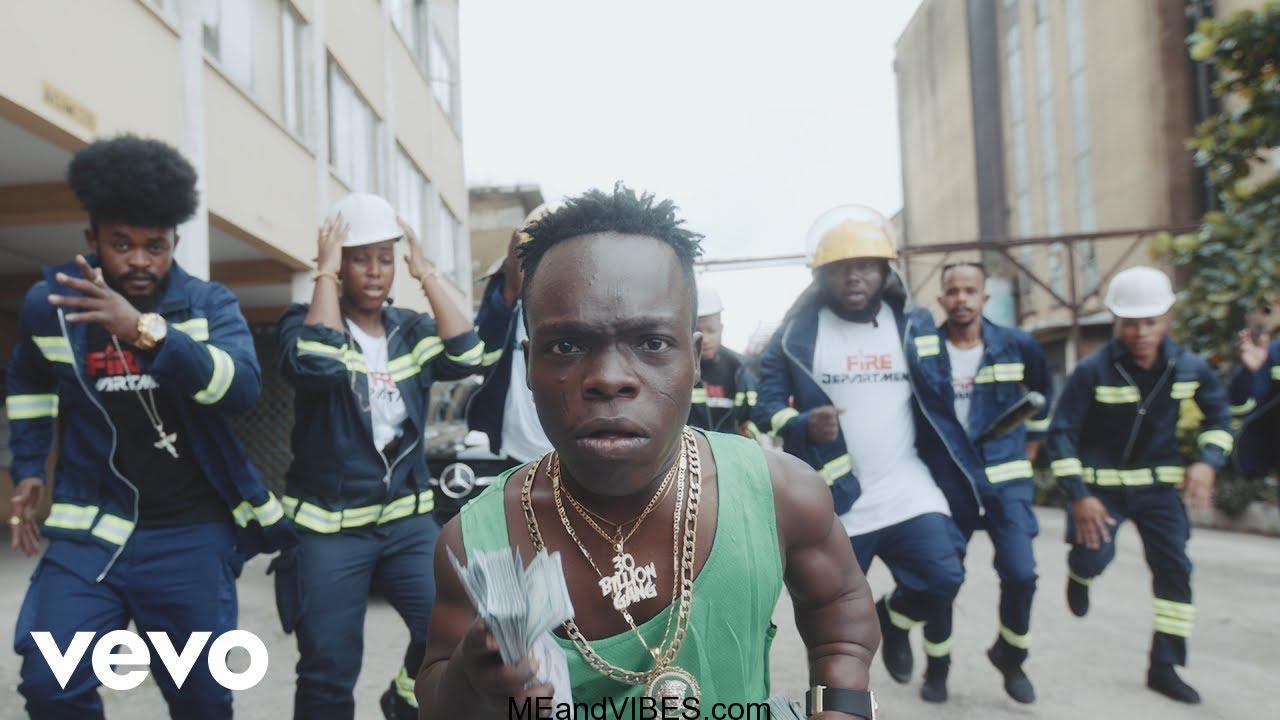 VIDEO : Rudeboy – Audio Money Ft. Shatta Bandle (Mp4 3gp Download)