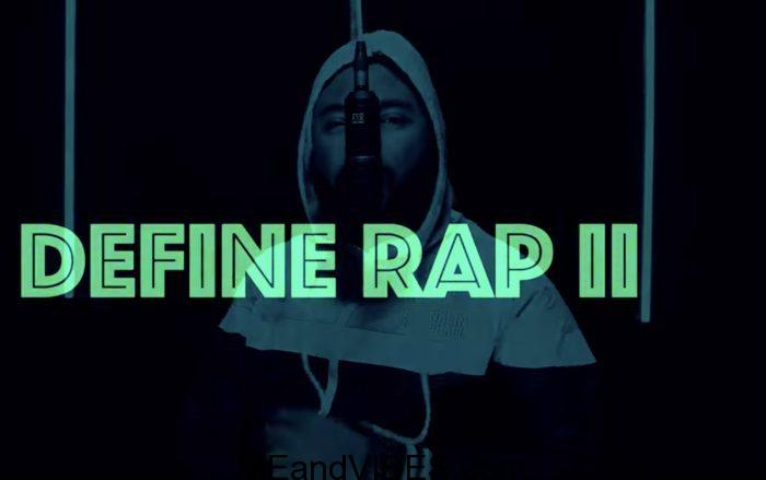 "VJ Adams – ""Define Rap 2"" ft. Dremo, N6, Blaqbonez"