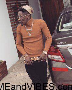 Shatta Wale – Never Give Up [Motivation]