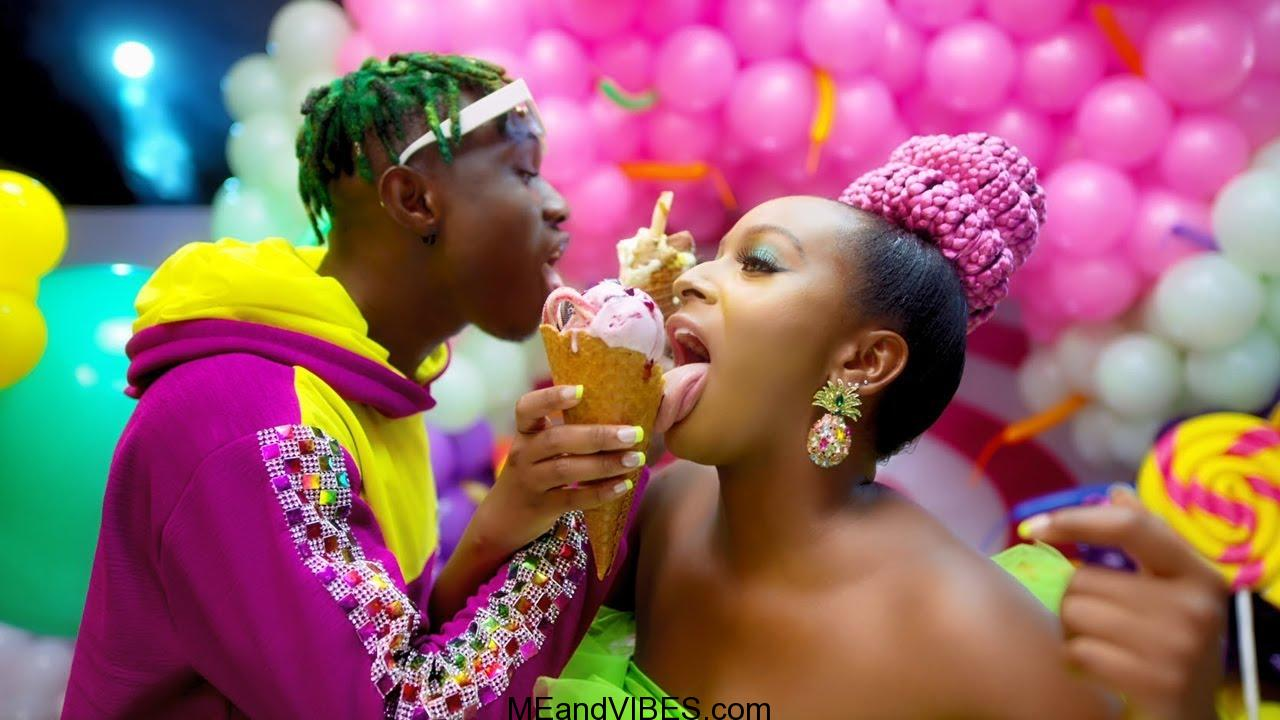 VIDEO: DJ Cuppy Ft. Zlatan Ibile – Gelato