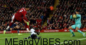 Liverpool vs Tottenham 2-1 – Goals & Highlights