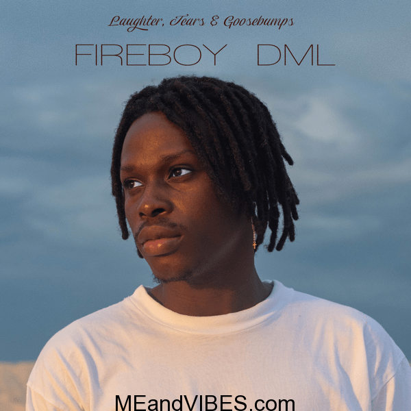 Album: Fireboy Dml – Laughter, Tears & Goosebumps Album by Fireboy DML