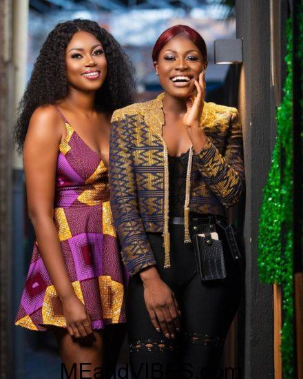 BBNaija star, Alex And Yvonne Nelson Pictured Together In Ghana