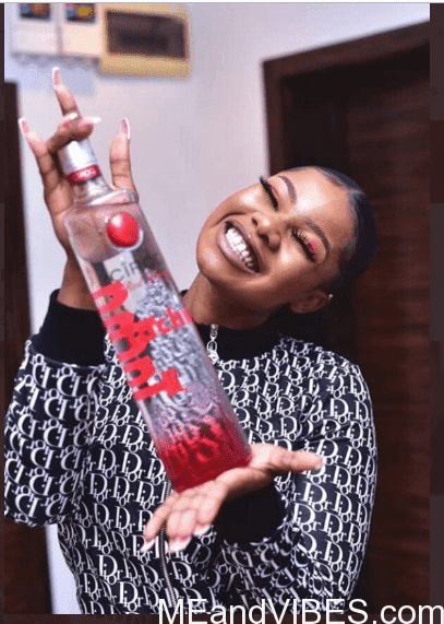 Ciroc vodka speaks on purported partnership deal with Tacha