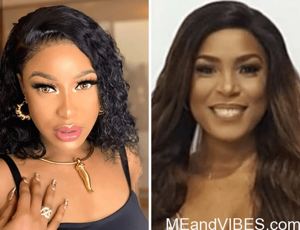 """I'm being punished because of Linda Ikeji""- Tonto Dikeh speaks on controversies"