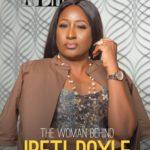 Ireti Doyle covers Guardian Life's Latest Issue