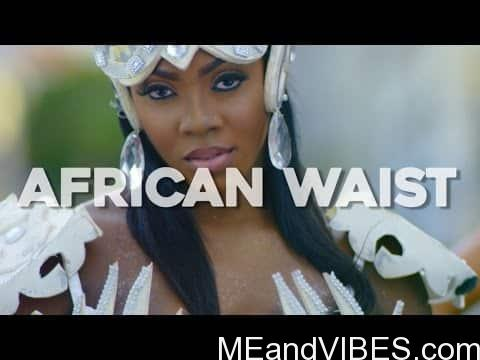 VIDEO: Tiwa Savage – African Waist ft. Don Jazzy