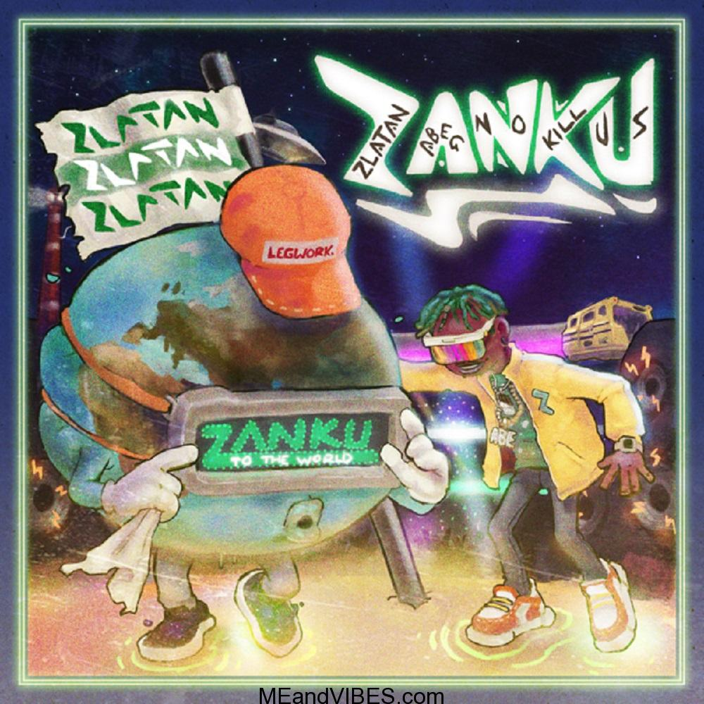 Zlatan – Super Power ft. Davido & Yonda