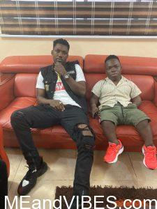Video: Shatta Bandle Shuns Wizkid Over MTN NextRated Act, X-TWO J