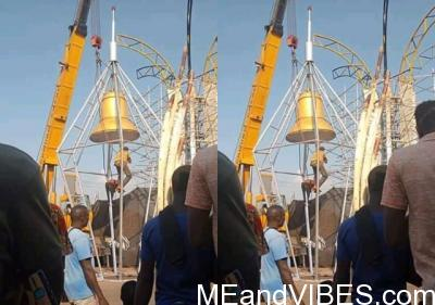 Giant City bell of Anambra State