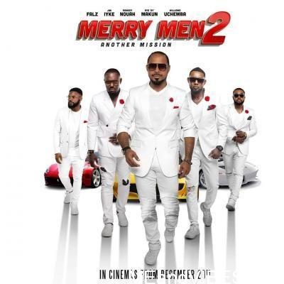 "Check Out what your Faves Wore to the ""Merry Men 2"" Premiere"