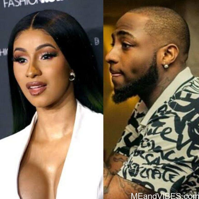 Davido Ft. Cardi B – Fall (Remix)