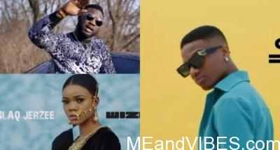 Download Video: Wizkid ft BlaQ Jerzee x Starboy – Blow MP4
