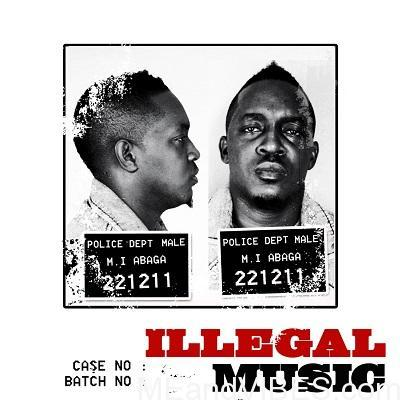 MI – Illegal Music I'm Hot (D'banj Gbono Fele Fele Rap Cover)