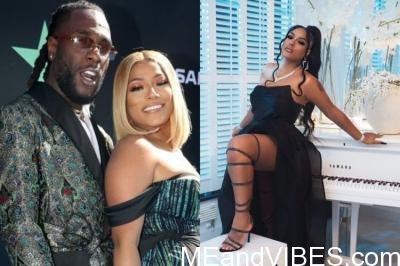 Stefflon Don Revealed What She Really Wanted As Birthday Gift From Lover, Burna Boy