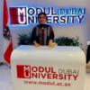 Tunde Ednut Celebrates Tonto Dikeh As She Bags New Certificate From Dubai University