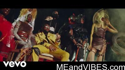 Video: Davido ft. Naira Marley, WurlD, Zlatan – Sweet In The Middle
