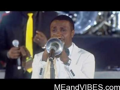 Download Video: Nathaniel Bassey Performance At The Experience 2019