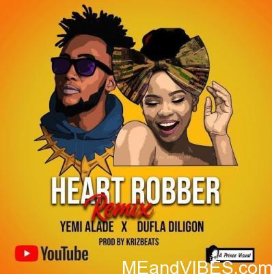 AUDIO: Heart Robber (Remix) by Yemi Alade