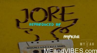 Download Instrumental Kizz Daniel x Adekunle Gold – Jore (Reprod. By Mykah)