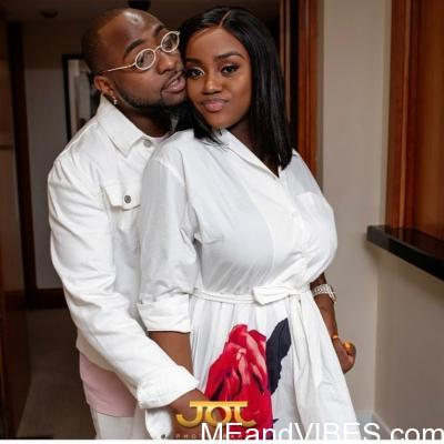 Chioma catapults Davido to cloud 9 with a wicked grind in Dubai (video)