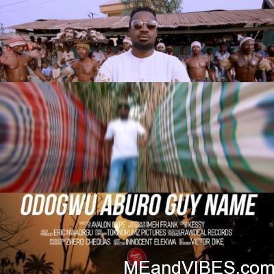 VIDEO: Mr Raw – Odogwu Aburo Guy Name
