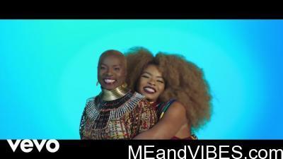 VIDEO: Yemi Alade Ft. Angelique Kidjo – Shekere