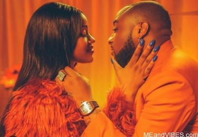 Davido's Wife/Girlfriend Chioma tests positive to coronavirus