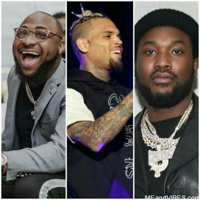 Davido – Blow My Mind (Remix) ft. Meek Mill & Chris Brown