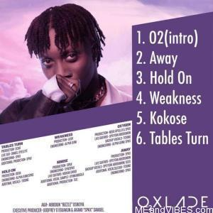 Lyrics Oxlade - Kokose