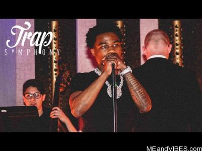 "MP4 VIDEO: Roddy Ricch Performs ""Die Young"" With Live Orchestra 