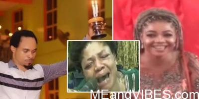 Nollywood Actress Obianuju Emmanuella used for rituals by Yahoo Boys, gives testimony after deliverance