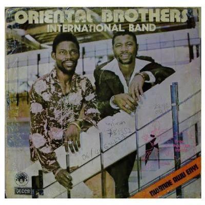 Oriental Brothers - Nwanne Awu Enyi
