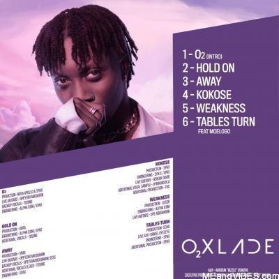 Oxlade - Tables Turn ft. Moelogo