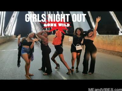 VIDEO: Gab With Jane - Girls Night Out Gone Wild!!! || Last Night In College